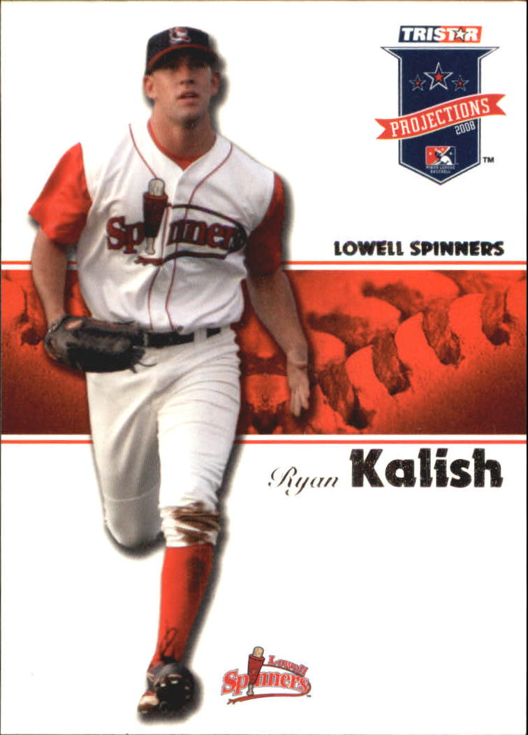 2008 TRISTAR PROjections #5 Ryan Kalish