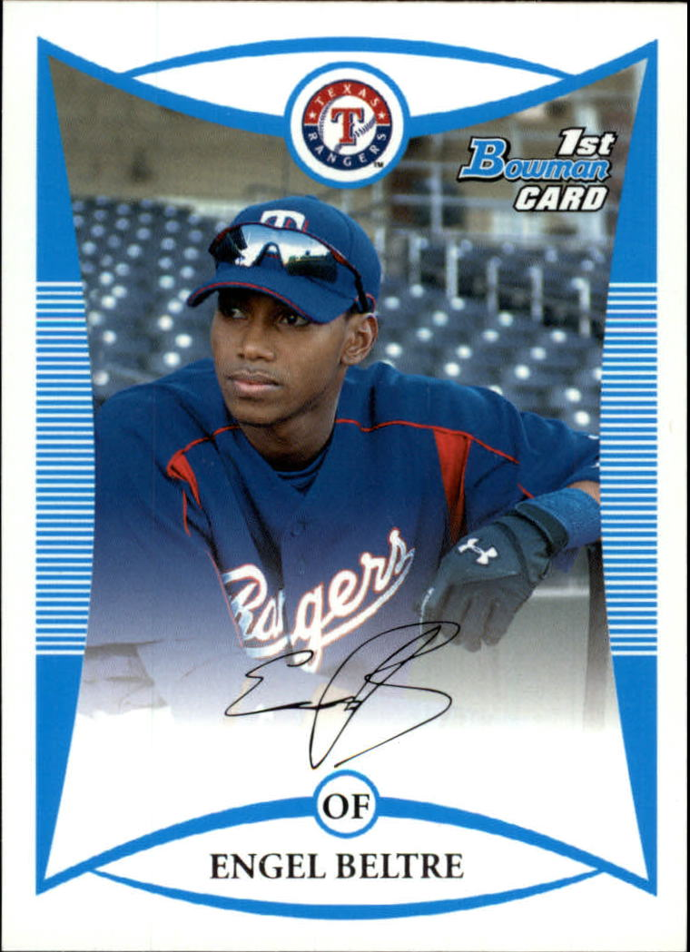 2008 Bowman Prospects #BP53 Engel Beltre