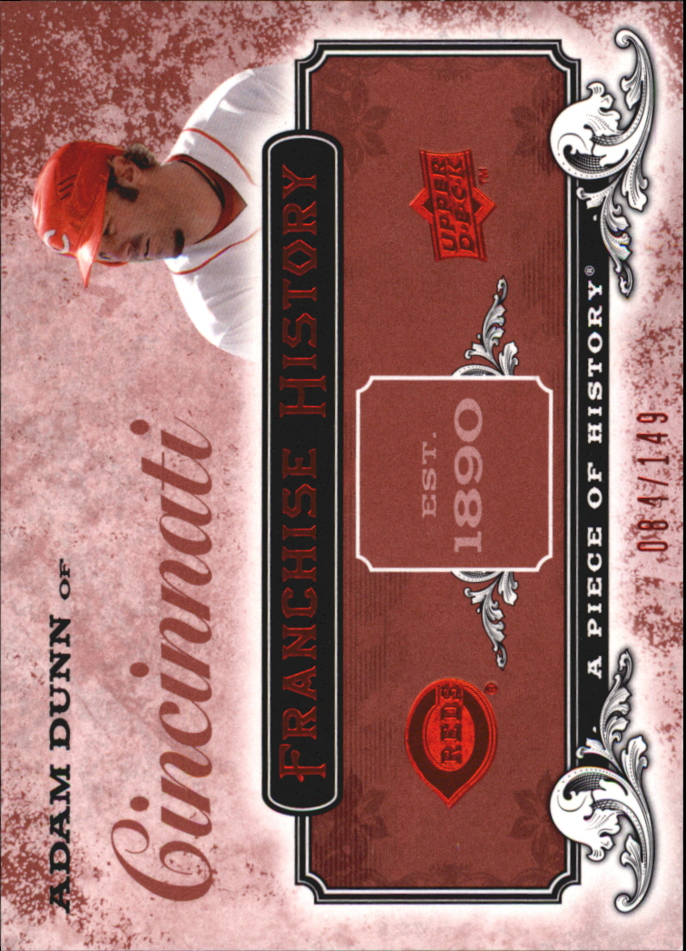 2008-REDS-UD-POH-Franchise-History-Red-FH13-Adam-Dunn-149