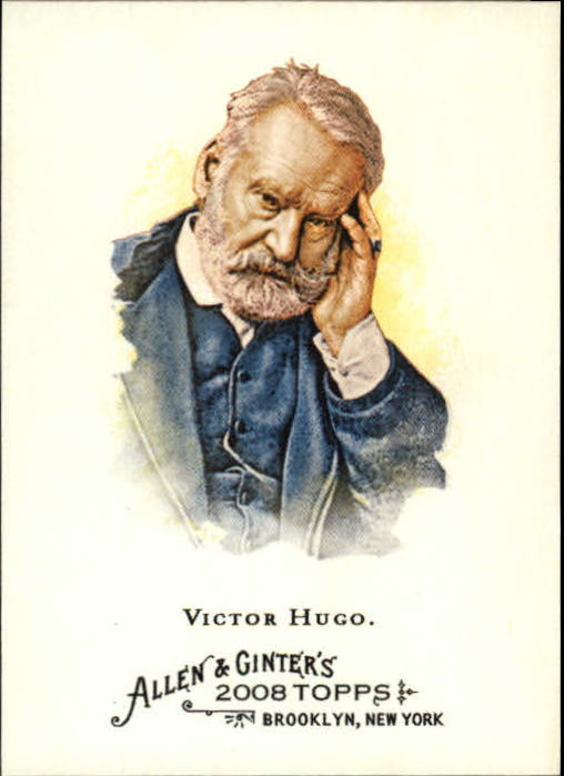 2008 Topps Allen and Ginter #304 Victor Hugo SP