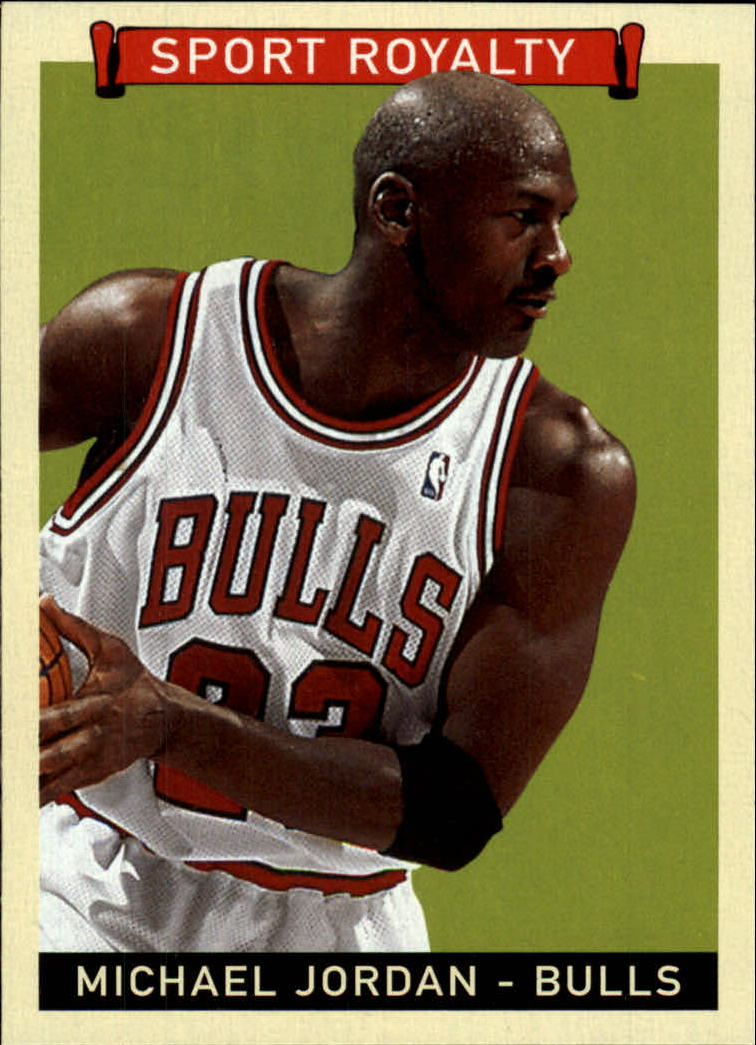 2008 Upper Deck Goudey #300 Michael Jordan SR SP