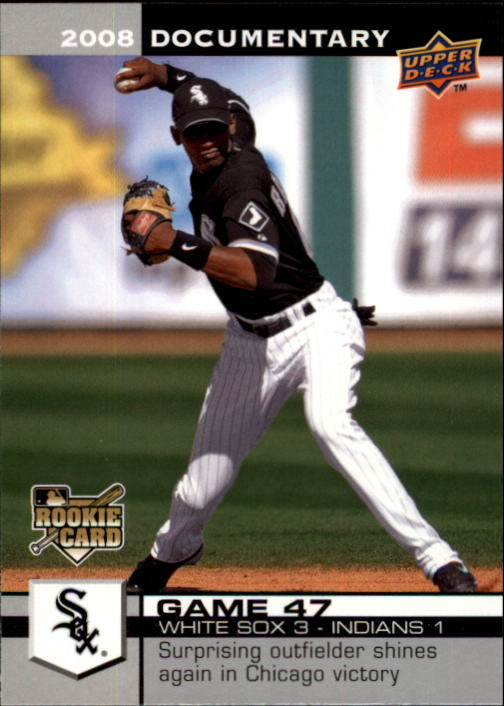 2008 Upper Deck Documentary #1267 Alexei Ramirez RC