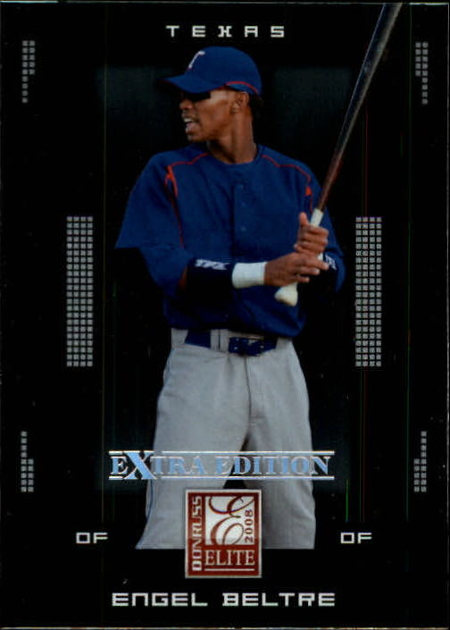 2008 Donruss Elite Extra Edition #34 Engel Beltre