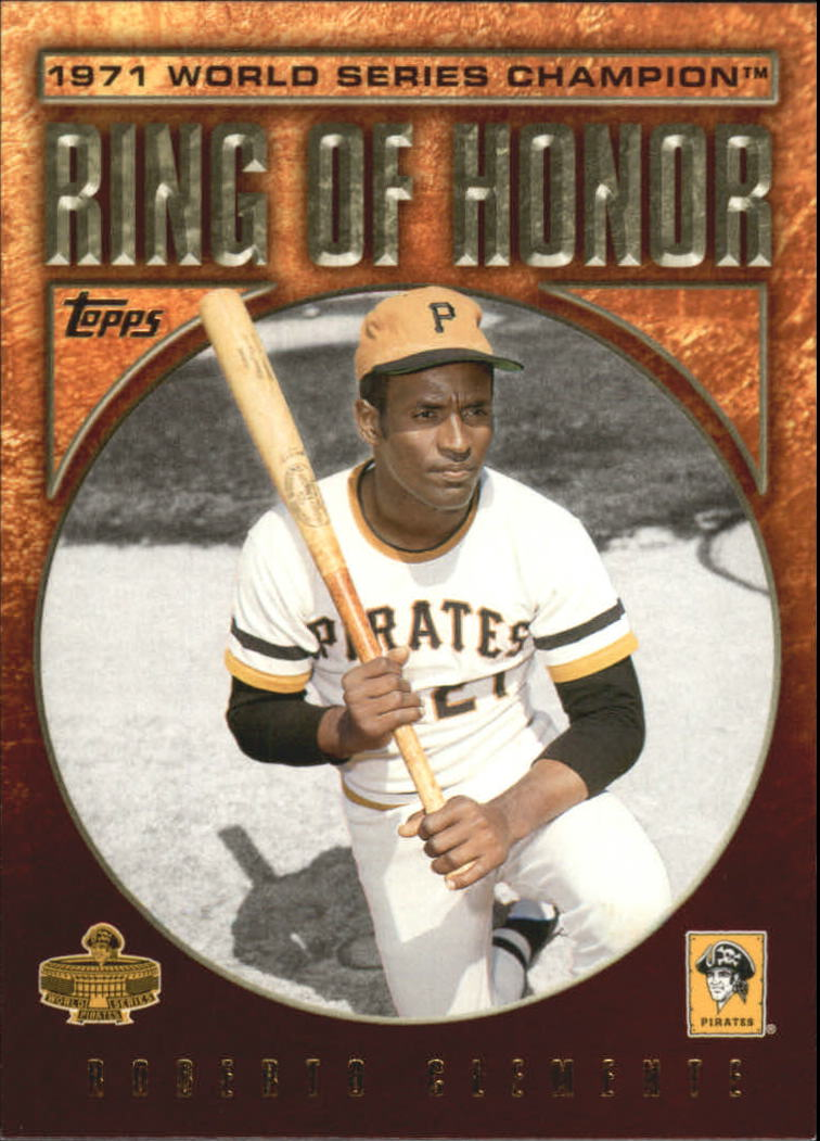 2009 Topps Ring Of Honor #RH26 Roberto Clemente