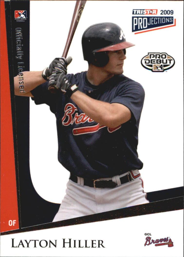2009 TRISTAR PROjections #6 Layton Hiller PD