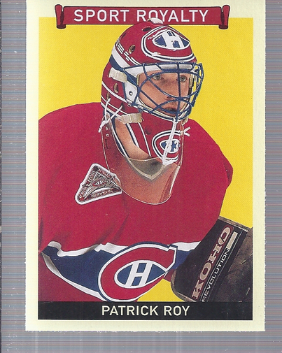 2009 Upper Deck Goudey #250 Patrick Roy SR SP