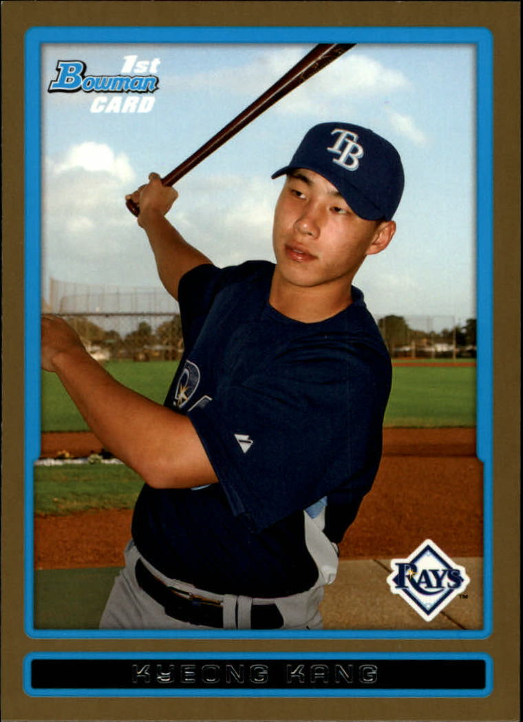 2009 Bowman Prospects Gold #BP22 Luis Jimenez