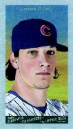 2009 Upper Deck Goodwin Champions Mini Foil #33 Jeff Samardzija