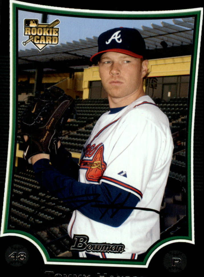 2009 Bowman Draft #BDP1 Tommy Hanson RC