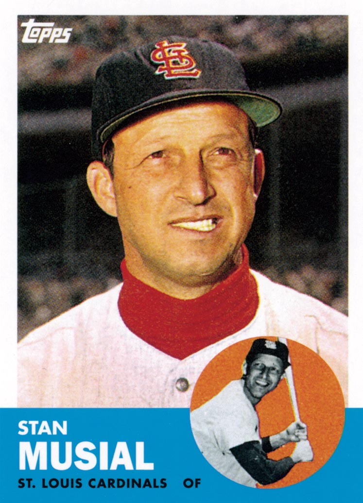 2010 Topps Cards Your Mom Threw Out #CMT12 Stan Musial