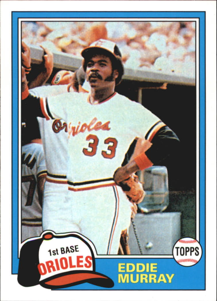 2010 Topps Cards Your Mom Threw Out #CMT30 Eddie Murray