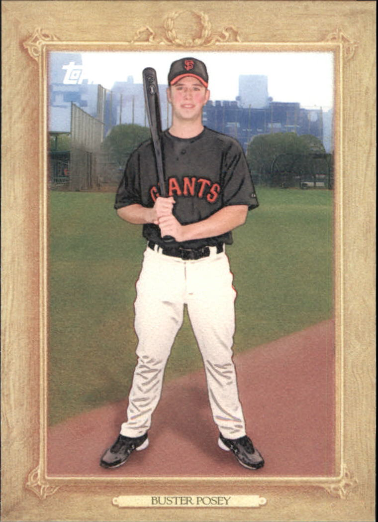 2010 Topps Turkey Red #TR91 Buster Posey