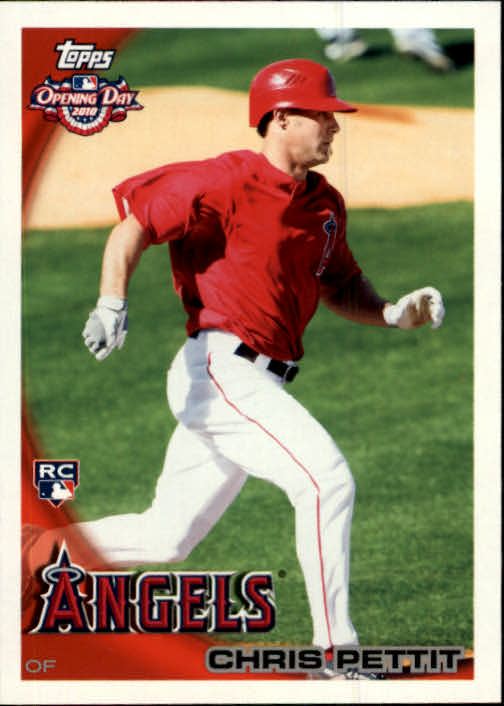 2010 Topps Opening Day #215 Chris Pettit RC