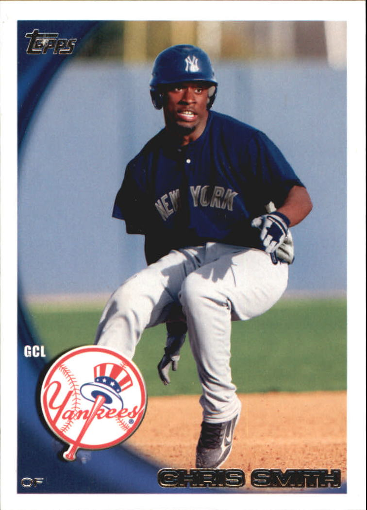 2010 Topps Pro Debut #9 Chris Smith