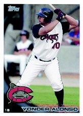 2010 Topps Pro Debut #28 Yonder Alonso