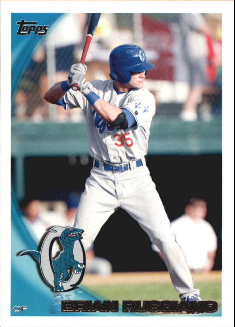 2010 Topps Pro Debut #110 Brian Ruggiano