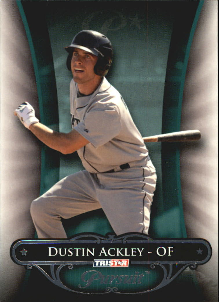 2010 TRISTAR Pursuit #1a Dustin Ackley