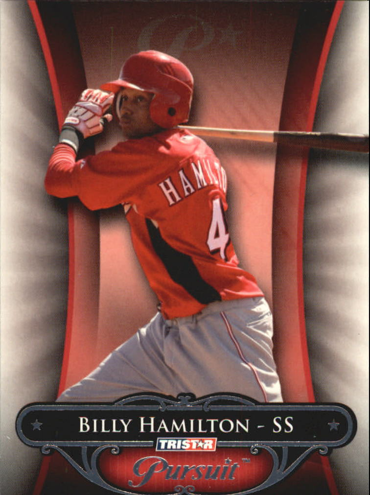 2010 TRISTAR Pursuit #23 Billy Hamilton
