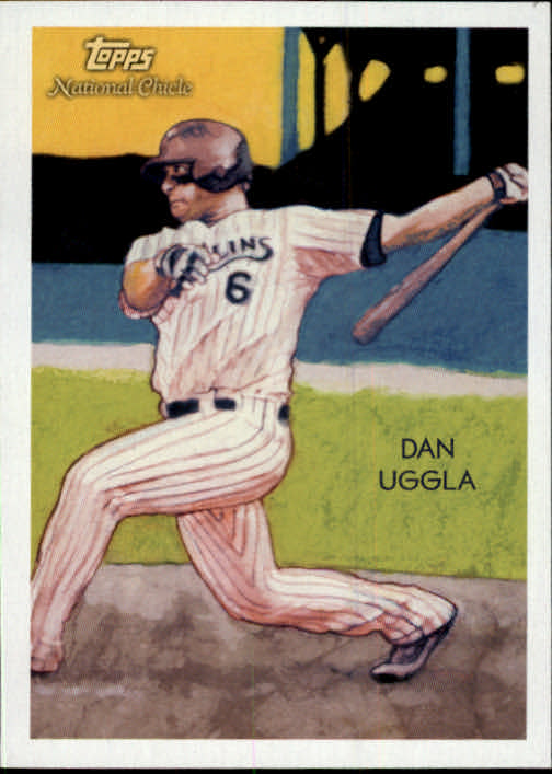 2010 Topps National Chicle #13 Dan Uggla