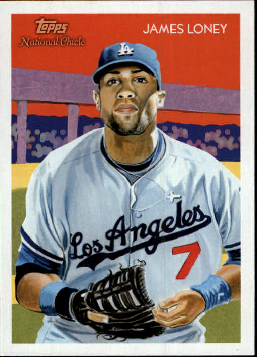 2010 Topps National Chicle #16 James Loney