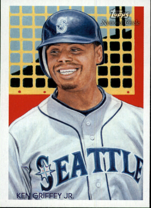 2010 Topps National Chicle #17 Ken Griffey Jr.