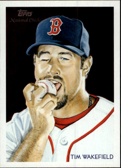 2010 Topps National Chicle #22 Tim Wakefield