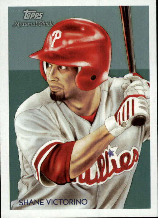 2010 Topps National Chicle #23 Shane Victorino