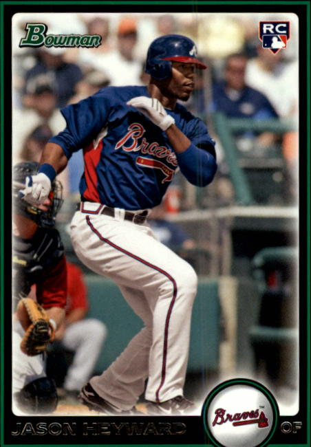 2010 Bowman #200 Jason Heyward RC