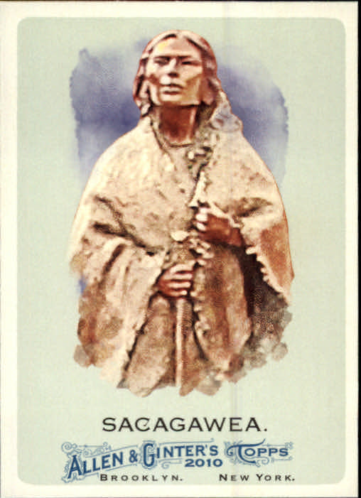 2010-Topps-Allen-and-Ginter-20-Sacagawea-NM-MT