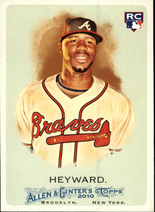 2010 Topps Allen and Ginter #53 Jason Heyward RC