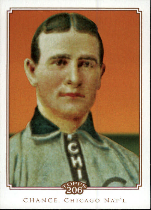 2010 Topps 206 #233 Frank Chance