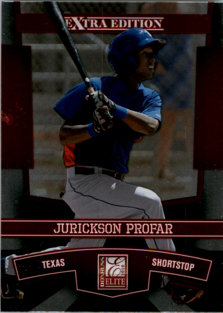 2010 Donruss Elite Extra Edition #90 Jurickson Profar