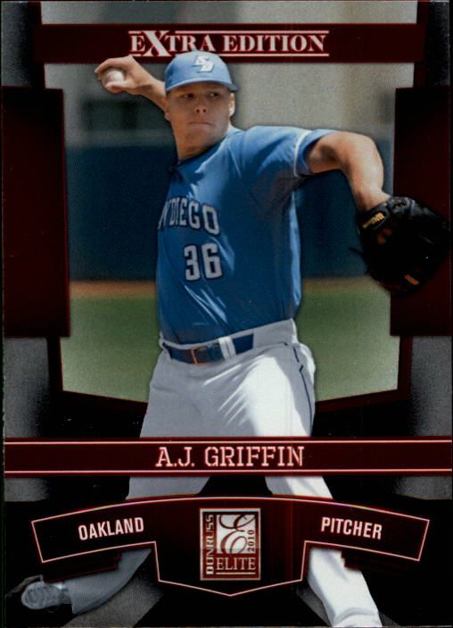 2010 Donruss Elite Extra Edition Aspirations #88 A.J. Griffin