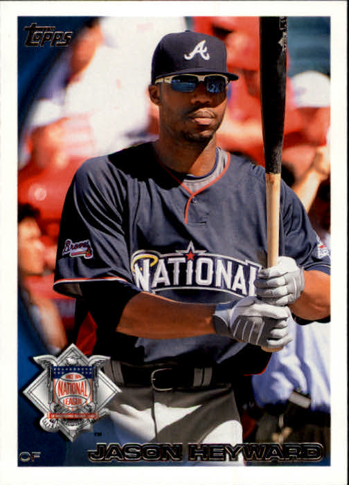 2010 Topps Update #US75 Jason Heyward