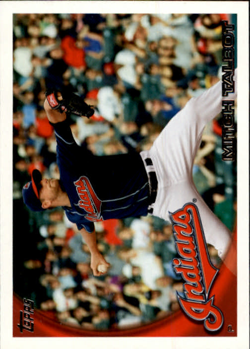 2010 Topps Update #US212 Mitch Talbot