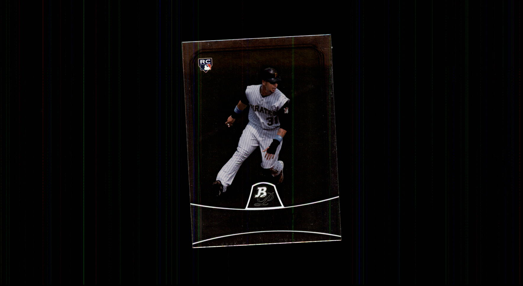 2010 Bowman Platinum #89 Jose Tabata RC