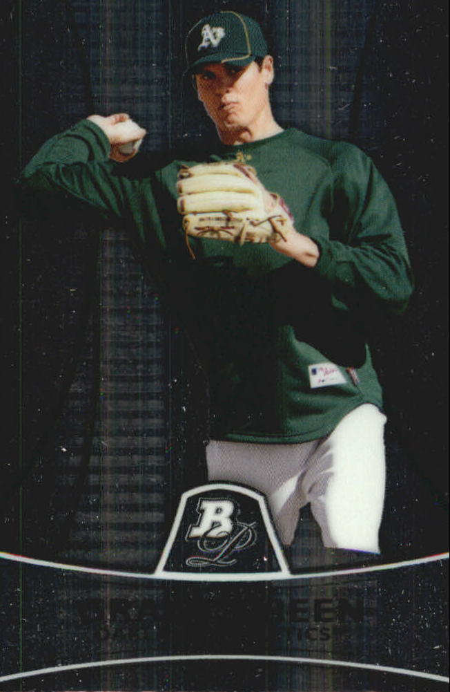 2010 Bowman Platinum Prospects #PP15 Grant Green