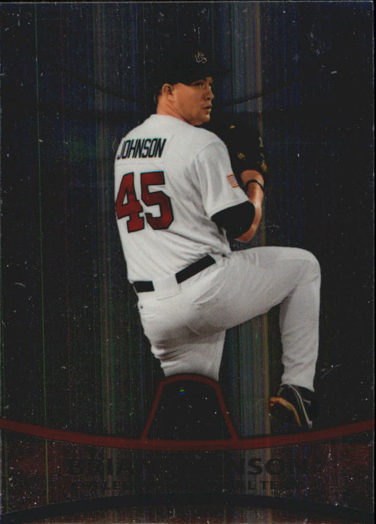 2010 Bowman Platinum Prospects #PP38 Brian Johnson