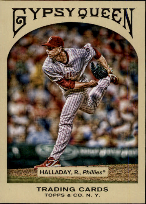 2011 Topps Gypsy Queen #2 Roy Halladay
