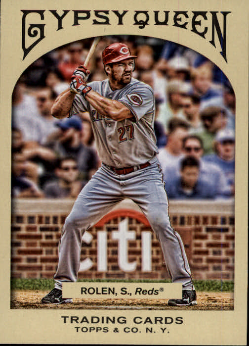 2011 Topps Gypsy Queen #9 Scott Rolen