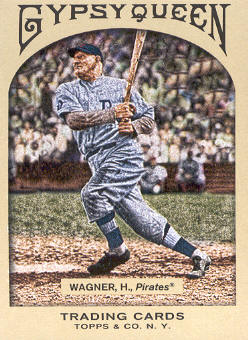 2011 Topps Gypsy Queen #49 Honus Wagner