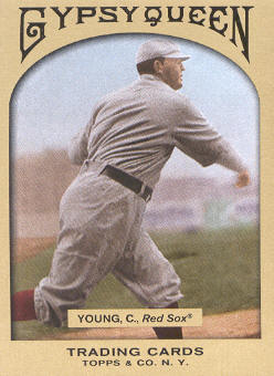 2011 Topps Gypsy Queen #164 Cy Young