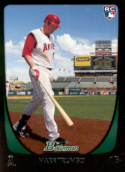 2011 Bowman #193 Mark Trumbo (RC)