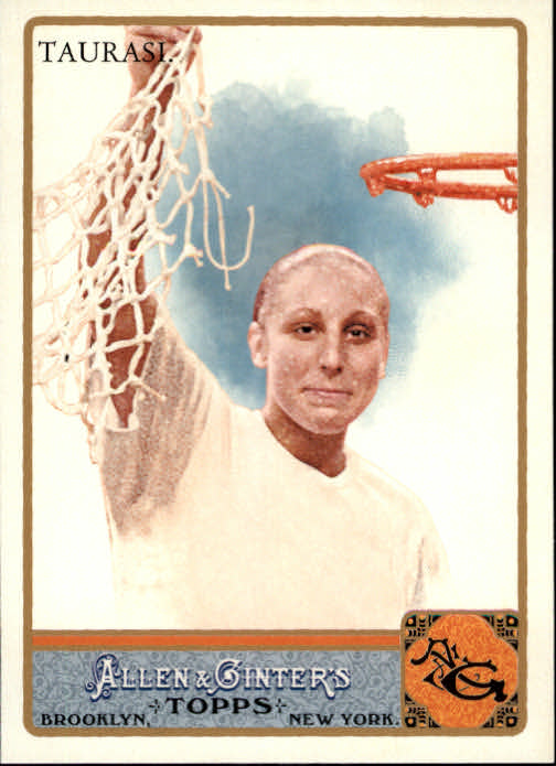 2011 Topps Allen and Ginter #15 Diana Taurasi