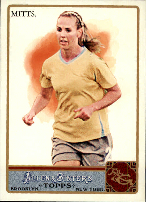 2011 Topps Allen and Ginter #164 Heather Mitts
