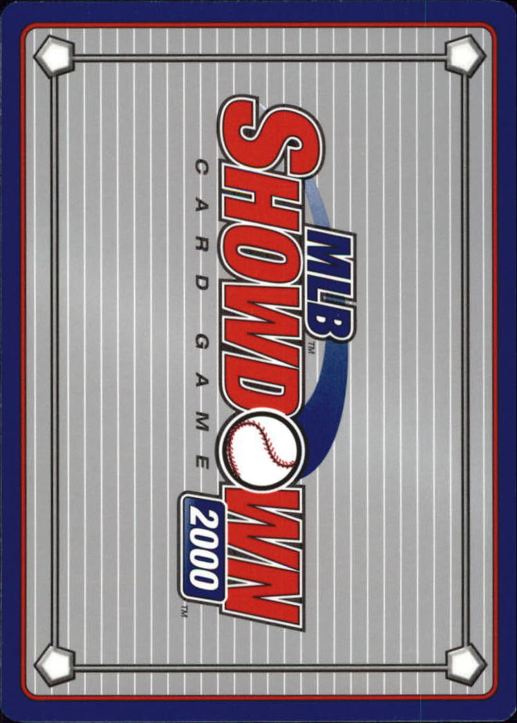 2000 MLB Showdown Pennant Run Unlimited #134 Vinny Castilla