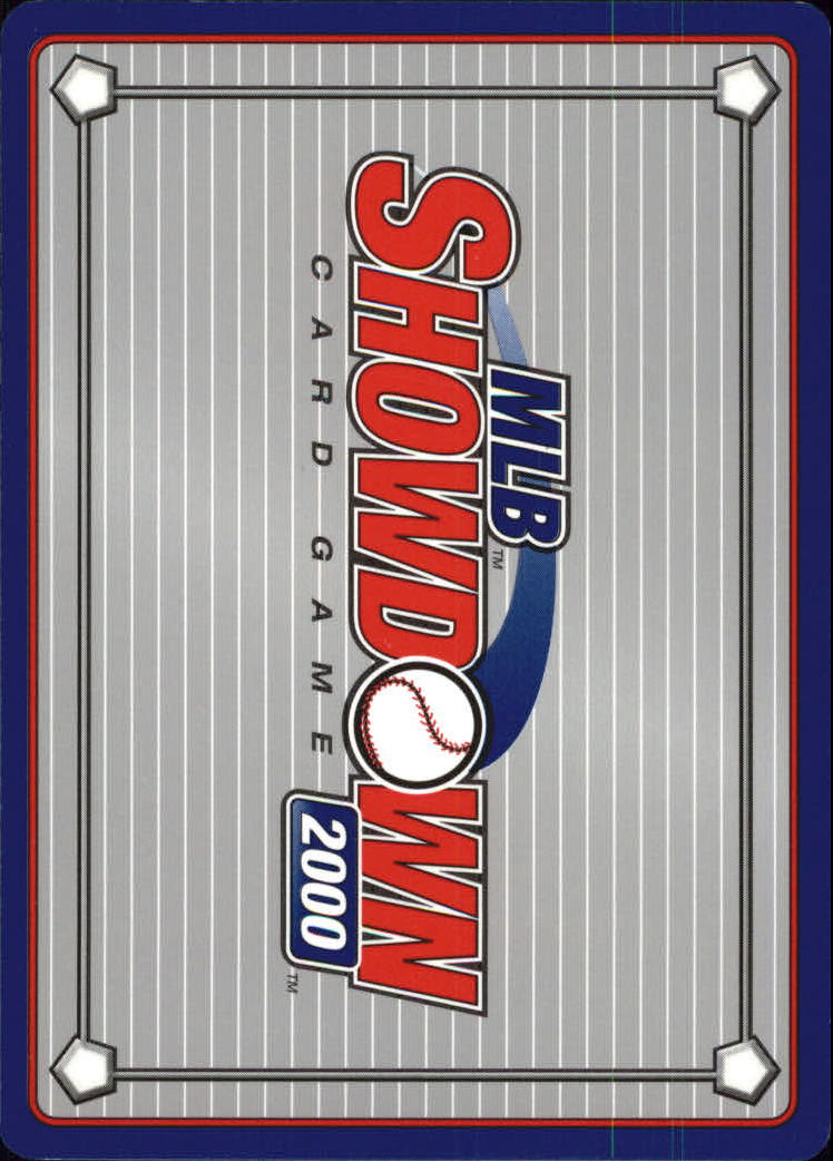 2000 MLB Showdown Pennant Run Unlimited #138 Gerald Williams
