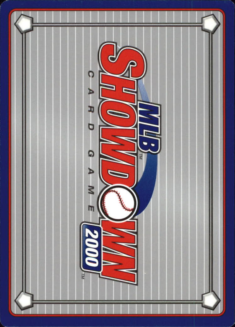 2000 MLB Showdown Pennant Run Unlimited #139 Esteban Yan