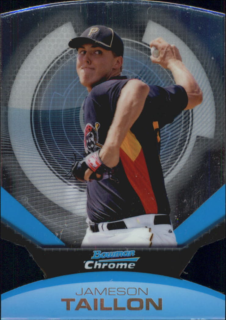 2011 Bowman Chrome Futures #3 Jameson Taillon