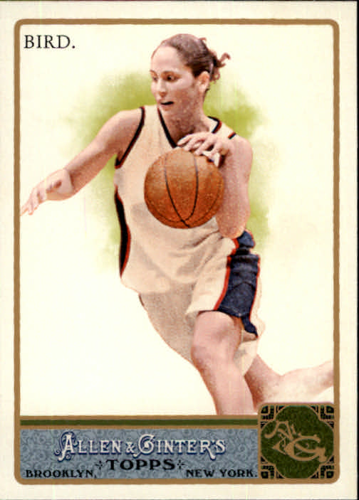 2011 Topps Allen and Ginter Glossy #190 Sue Bird